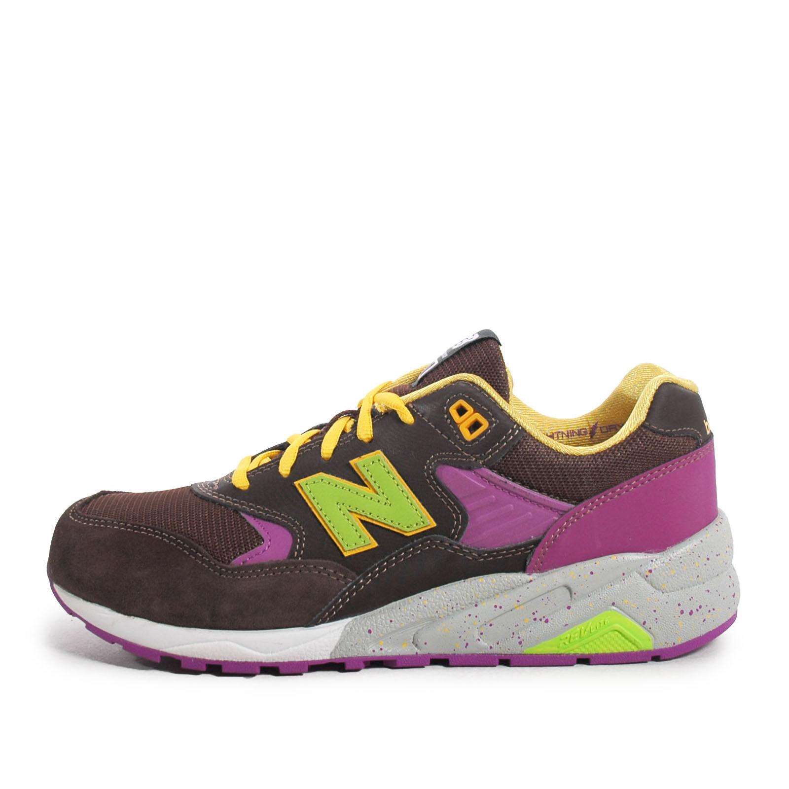 buy popular c5657 816d1 Un nuovo equilibrio mrt580bd s  mrt580bd  uomini uomini uomini scarpe  casual brown viola noi