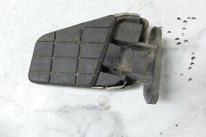 84 Honda PC 800 PC800 Pacific Coast left rear passenger foot rest peg
