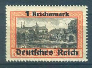 Deutsches Reich 728 I -   , ungebraucht , Kurzbefund Schlegel BPP