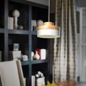 Modern-Wooden-Pendant-Lamp-Ceiling-Chandelier-Home-Industrial-Lighting-Fixture