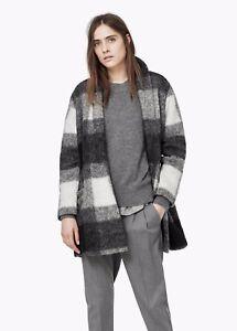 Wool Størrelse Mango Storbritannien Style Coat Eur Loss 8 For Rrp Blend Fit 10 99 £ Xs AqRzwEqTx
