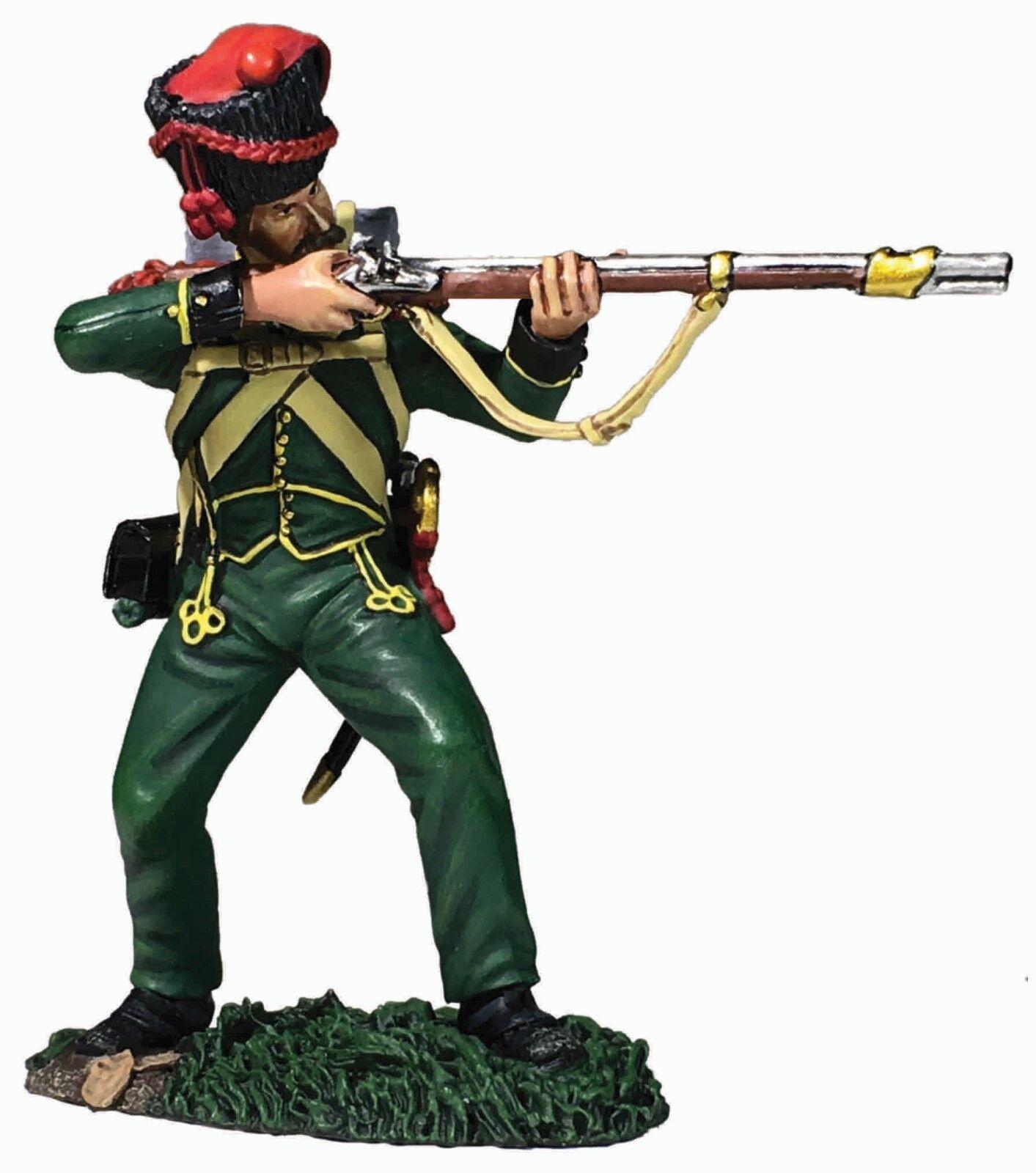 BRITAINS 36168 - Nassau Grenadier Standing Firing No.2 1815