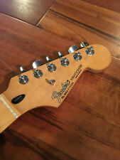 Fender MIM Neck Plate Used