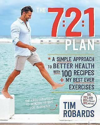 1 of 1 - The 7:2:1 Plan by Tim Robards (Paperback, 2017)