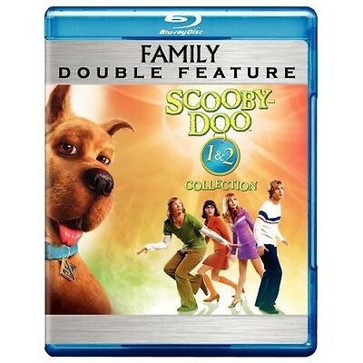 Scooby-Doo: The Movie/Scooby-Doo 2: Monsters Unleashed [WS] [2 Dis [Blu-ray NEW]