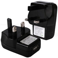USB MAINS CHARGER WALL PLUG ADAPTER MINI MICRO FOR HUAWEI BLAZE MOBILE PHONE