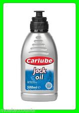 Jack Oil Multipurpose 10W ISO32 For Hydraulic Jacks [XHJ500]BOTTLE TROLLEY 500ml