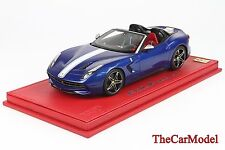 In stock Ferrari F60 America Limited 250 pcs w/ Display Case BBR 1/18