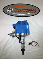 Ford Inline 6 Cylinder 240 + 300 Hei Distributor Straight Six 6 Blue 1965-1987