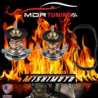 Mishimoto 2008–2010 Ford 6.4L Powerstroke High Temp Thermostat MMTS-F2D-08H