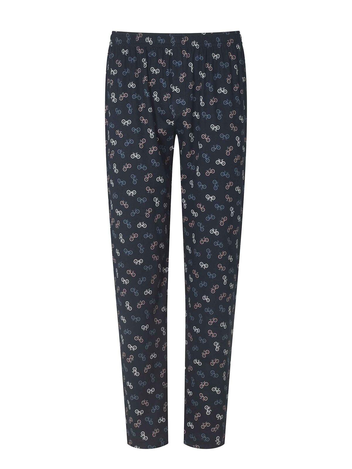 MEY Herren Lange Pyjamahose Harding NEU & OVP