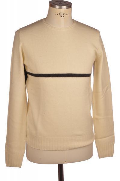Patrizia Pepe  -  Sweaters - Male - Weiß - 1885415A183607