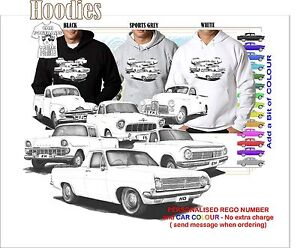 CLASSIC 69-70 HT HOLDEN UTE ILLUSTRATED T-SHIRT MUSCLE RETRO SPORTS