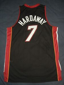 the latest 4d89a 39d4a Details about PENNY HARDAWAY Anfernee adidas MIAMI HEAT Swingman Jersey XL  NBA Magic Wade NWT