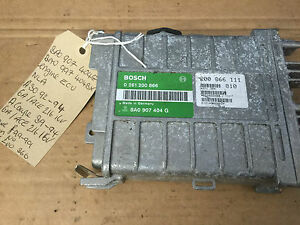 AUDI-COUPE-80-2-0-16V-6A-ACE-ENGINE-CONTROL-ECU-8A0907404G-8A0997404BX