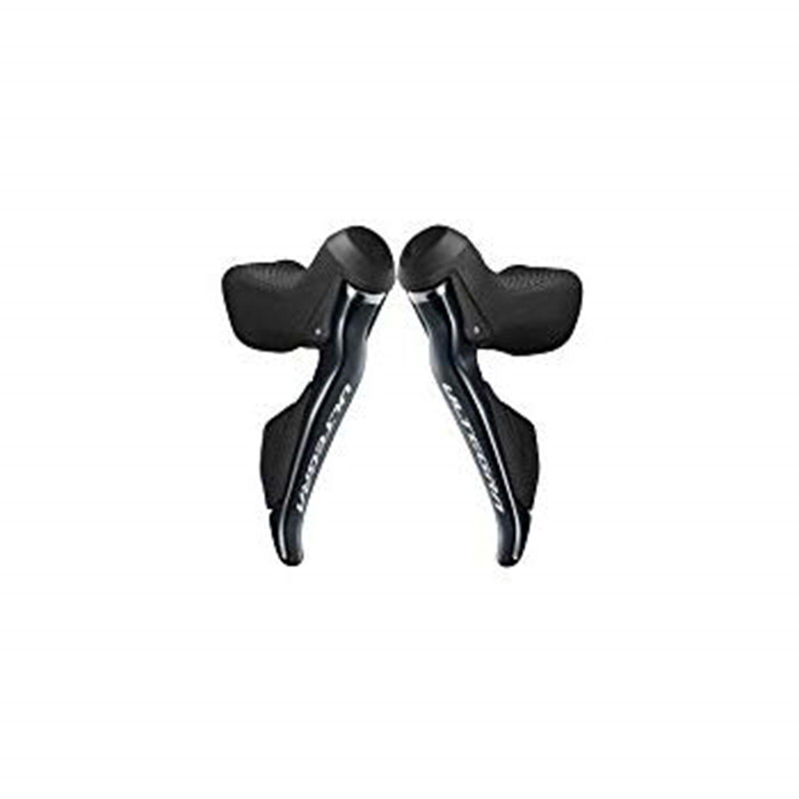 Shimano Ultegra ST-R8070 2x11 Dual Control Palanca Izquierda Derecha Par ISTR 8070PA Nuevo