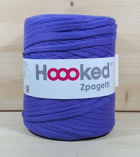 Stricken Hoooked `Zpagetti Lila//Purple Ton` Neu Häkeln Baumwolle Stoffgarn 727