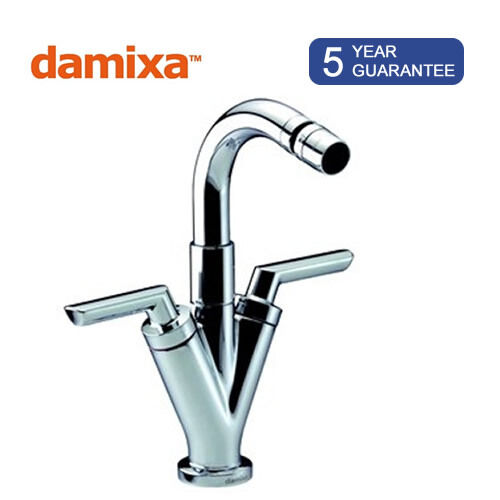 Damixa venus Mono Bidet Mélangeur avec Cliquez sur les déchets en chrome-TB160241
