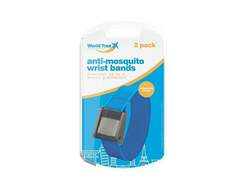 Play-Tec Voyage Moustique Bandes de Poignet,Anti-moustique Poignet,Anti-moustique Poignet,Anti-moustique Bandes,Fournir e44750