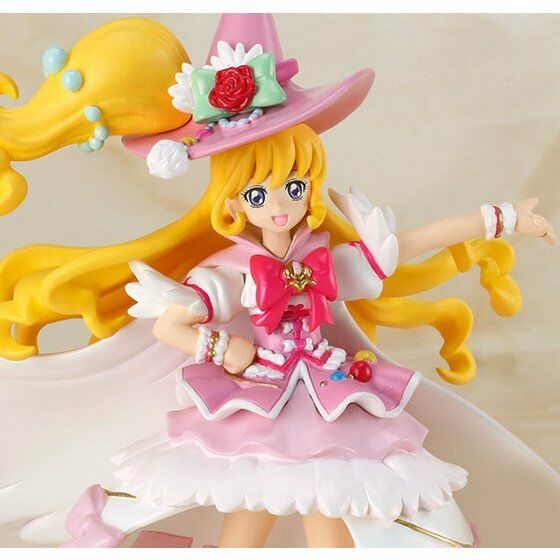 Bandai Maho Girls PreCure Witch Pretty Cure Cutie Figure Miracle Candy Toy Japan