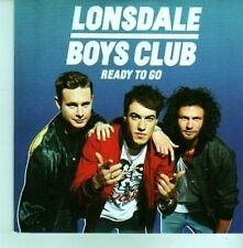 (CX947) Lonsdale Boys Club, Ready To Go - 2012 DJ CD
