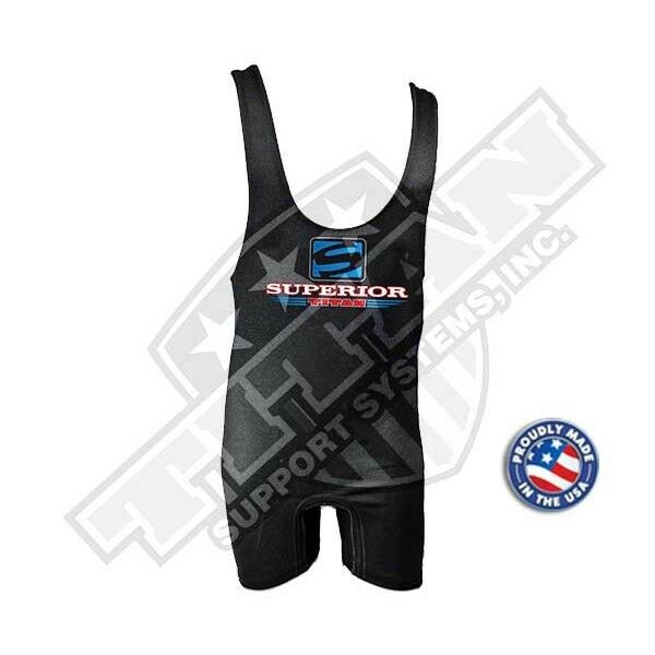 Titan Superior Squat Suit IPF Powerlifting Legal Titan Support Systems