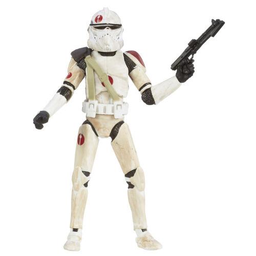 """STAR Wars Il NERO SERIE 3.75/"""" #16 Clone Commander Figura NEYO DA HASBRO"""