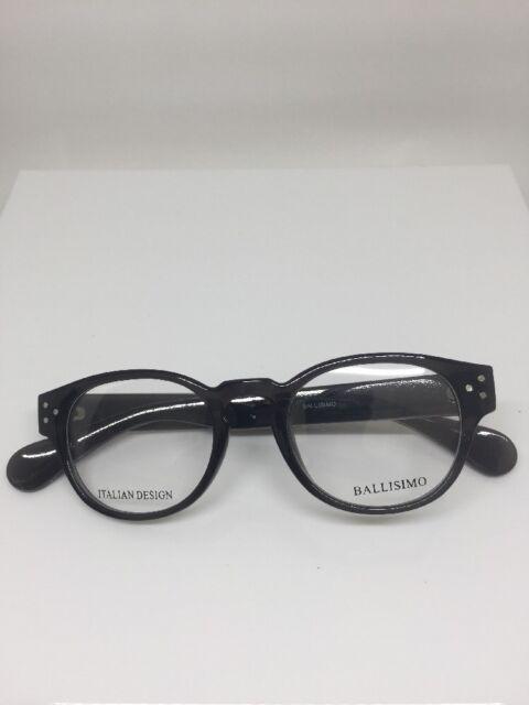 Ballisimo 6012 Unisex Eyeglasses Black