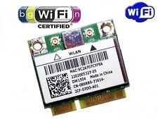 + Broadcom BCM94313HMG2L DW 1504 WLAN Wifi 802.11b/g/n Mini PCI Express +
