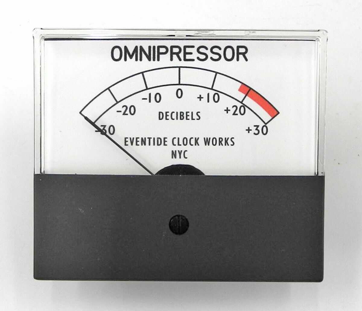 New Substitute Meter For Eventide 2826 And 2830 Omnipressor (Mods Needed). EO