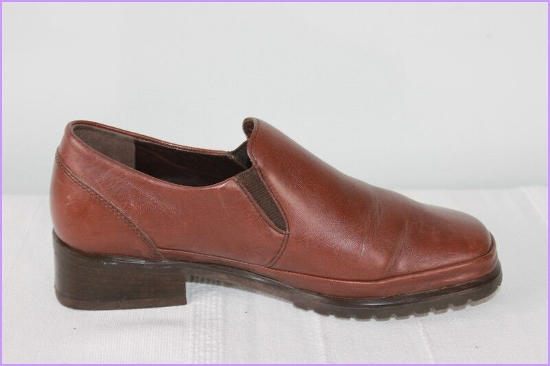 Derby TBE MEPHISTO Cuir Marron T 36 TBE Derby ad0ad9