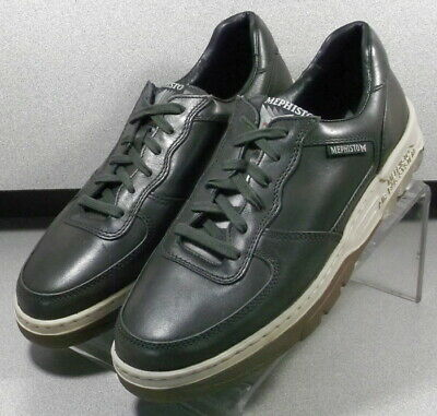 VALERIO DARK BROWN MMSP75 Men/'s Shoes Size 8.5 M Leather Lace Up Mephisto