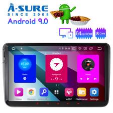 "9"" Octa Core Android 9.0 64 GB ROM GPS WLAN Autoradio Navi für VW Passat Golf 5"