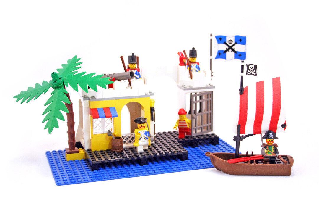 Antiguo Lote De Lego ® Piratas Guardia imperial soldados 6267 6247 6234 6258