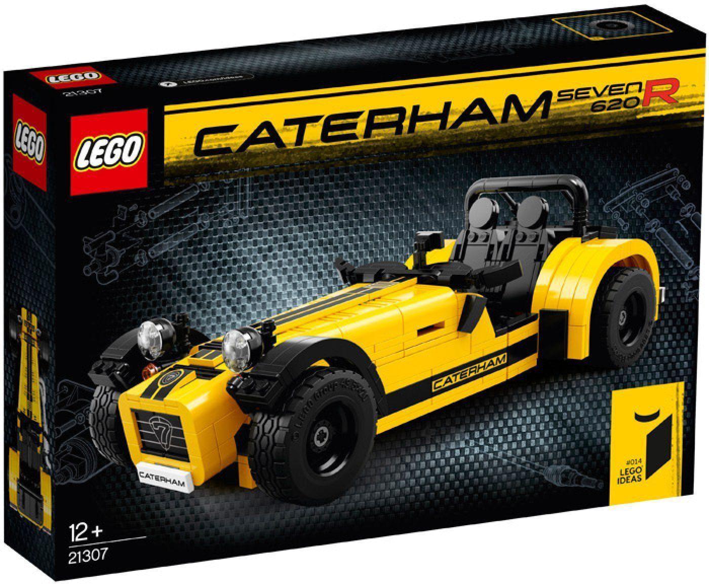 LEGO 21307 Caterham Seven 620R IDEAS NUOVO