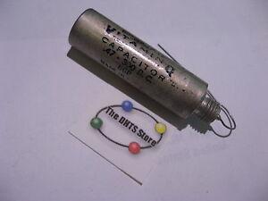 Sprague-Vitamin-Q-Capacitor-47uF-300VDC-Tube-Amp-Radio-NOS-Qty-1