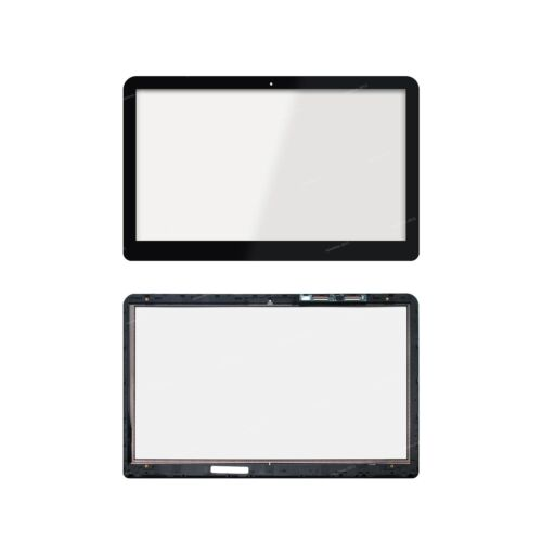 Touch Screen Digitizer Glass Panel Bezel For HP ENVY X360 M6-w102dx M6-w103dx