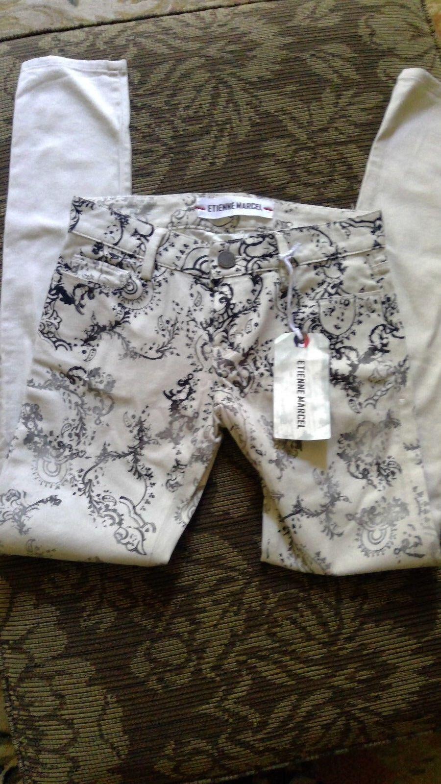 Etienne Marcel NEW Womens Size 25 Ultra Skinny Low Stretch Jeans  024