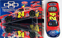 Jeff Gordon 2005 All-star Challenge Reverse Paint Dupont Alliance 1/24 Action