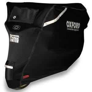 Oxford-Protex-Stretch-Outdoor-Premium-Motorcycle-Stretch-Fit-Cover-Large-CV162