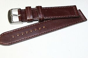 20MM-GENUINE-ITALIAN-LEATHER-WATCH-BAND-STRAIGHT-FITS-SWISS-VINTAGE