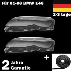 f r 01 06 bmw e46 links rechts streuscheibe. Black Bedroom Furniture Sets. Home Design Ideas