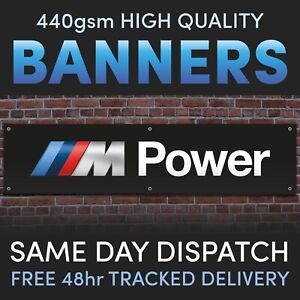 bmw-mpower-Printed-PVC-Banner-ideal-for-garages-man-cave-or-sheds