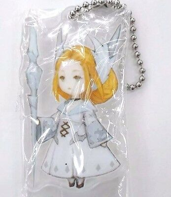 Final Fantasy XIV Eorzea Mini Acrylic Keychain Hildibrand Square Enix Game F//S