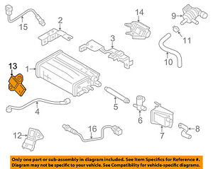Details about HYUNDAI OEM 10-14 Genesis Coupe-MAP Manifold Absolute on