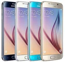 Samsung Galaxy S6 SM-G920V - 32GB - Unlocked - Black/White/Gold