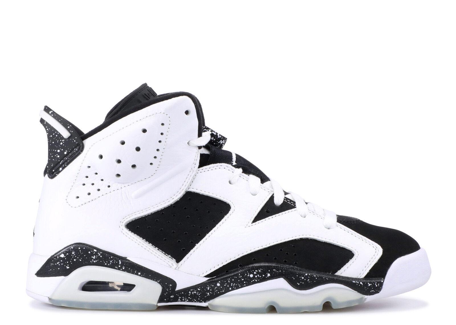 Nike Air Jordan 6 VI Oreo Size 9