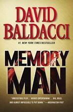 MEMORY MAN BY DAVID BALDACCI (2015) BRAND NEW TRADE PAPERBACK FREE SHIPPING