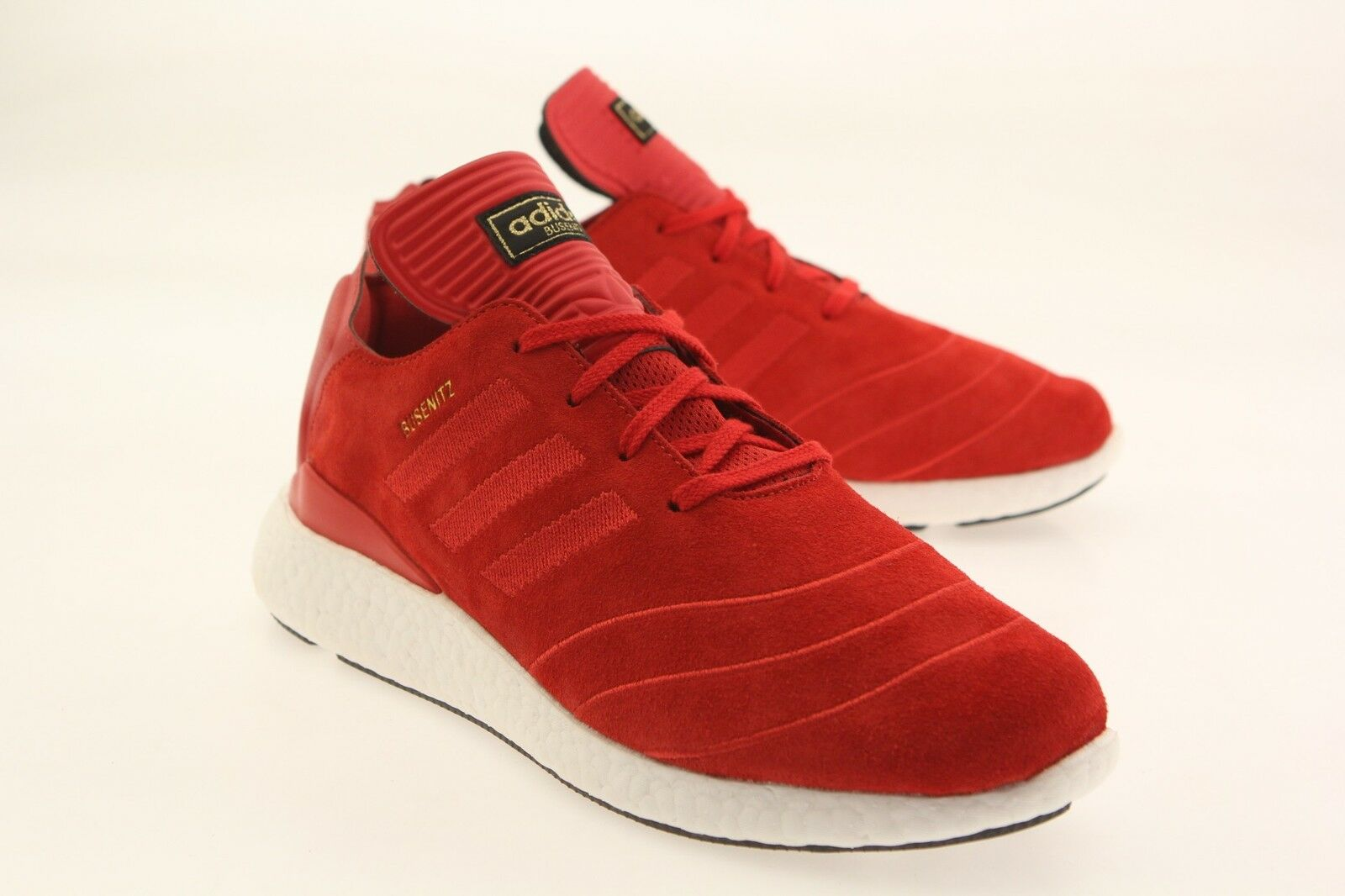 Adidas Men Busenitz Pure Boost rot rot rot scarlet Weiß F37885 a0041c