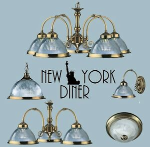 Marco-Tielle-New-York-Diner-Range-Antique-Brass-Ceiling-Light-Clear-Glass